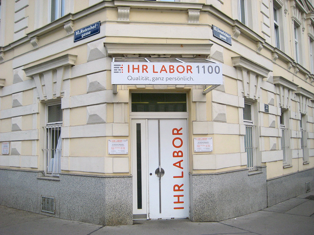 Labor 1100